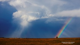 Rainbows After Rain, Colorado