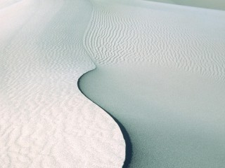 Sand Ripples, Death Valley, California