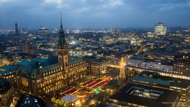 Holidays in Hamburg, Germany