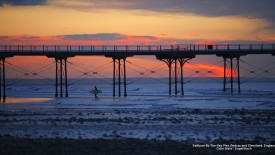 Saltburn-By-The-Sea Pier, Redcar and Cleveland, England