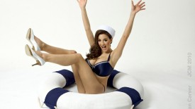 Sexy Sailor Jordan Carver Hot Wallpaper