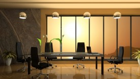 Office Conference Hall Interior Design